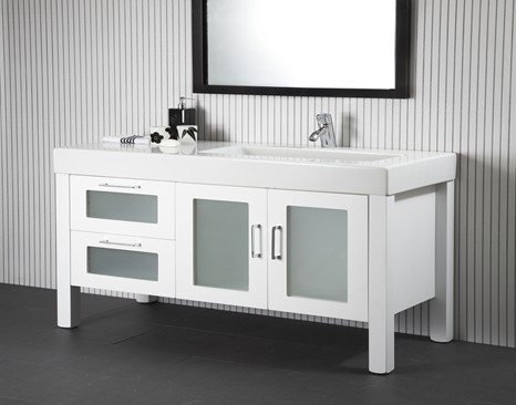 White Bathrooms Nz vanities - buildspace - building, bathroom and plumbing products